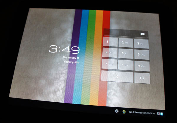 android 4 - ice cream sandwich - on the hp touchpad