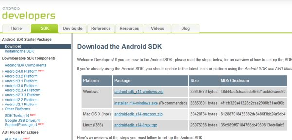 get.android.sdk.02 android 4