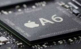 A6 Processor iPad 3