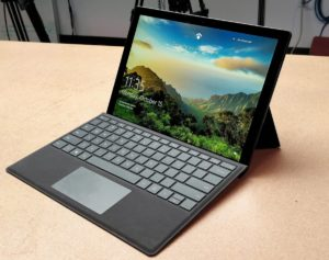 microsoft surface pro 6 tablet review