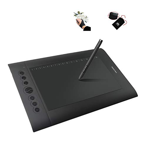 cheap drawing tablet huion h610 pro