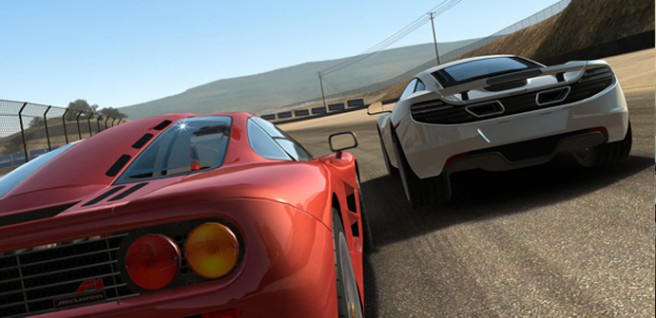 real racing 3 games for tablet