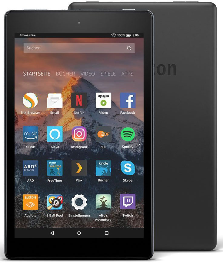 amazon fire 8 hd fathers day