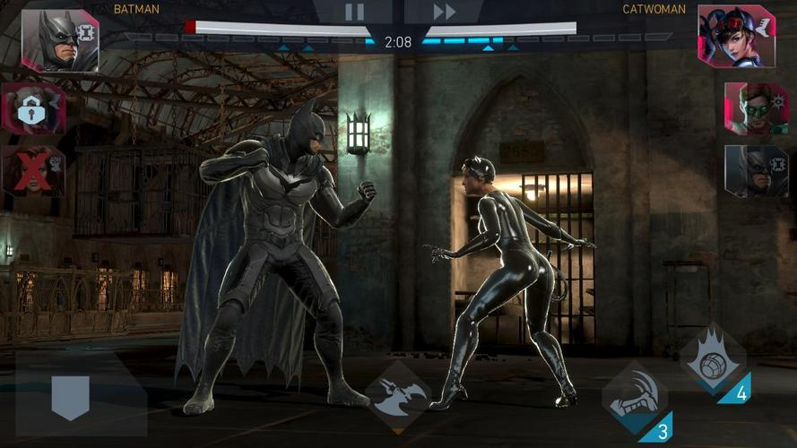 injustice 2 games for tablet pc