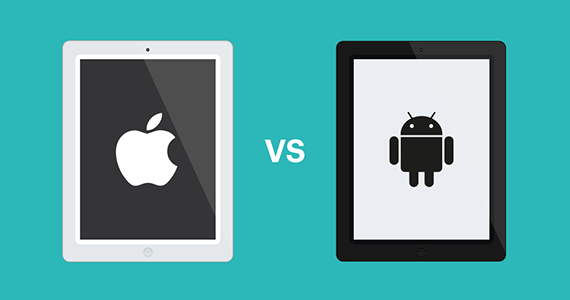 ipad vs android tablet comparison