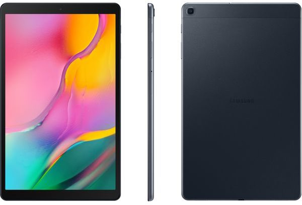galaxy tab a 2019 front and back