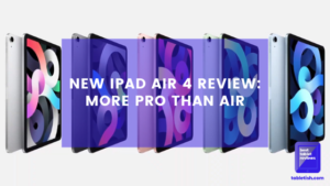 new ipad air 4 review