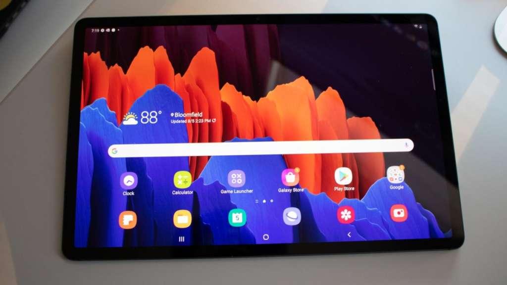 s7 plus tablet review