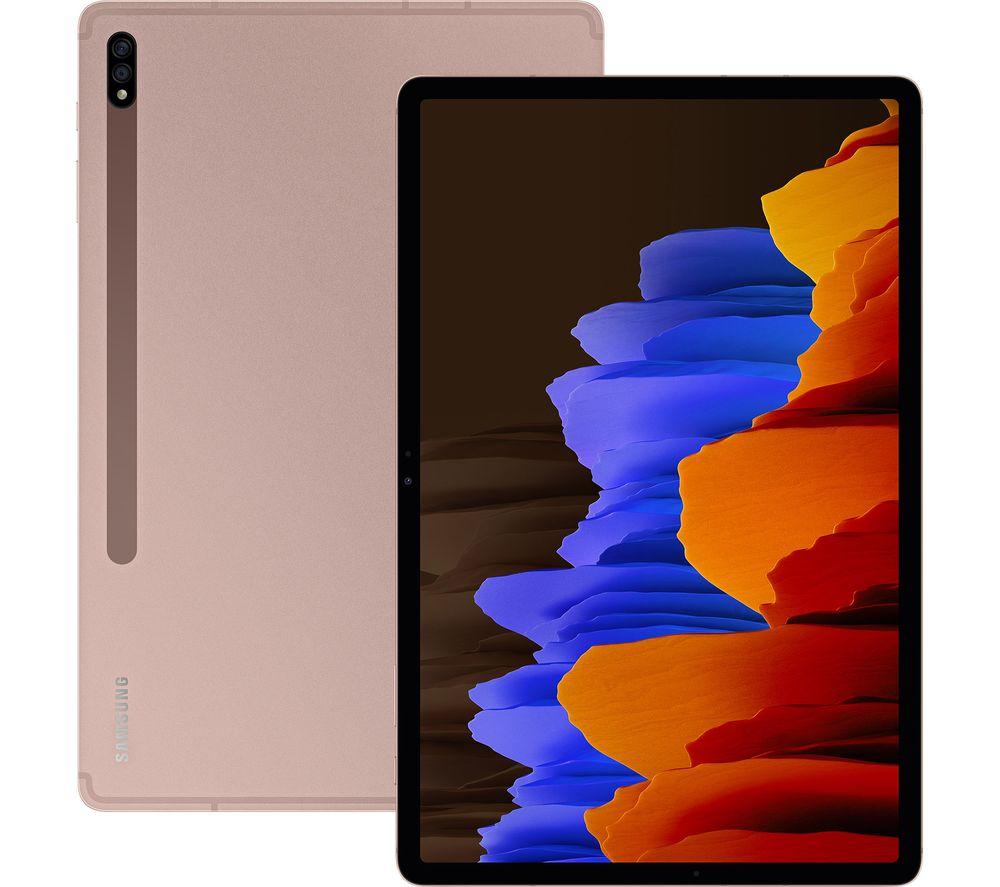 samsung tablet s7 plus back cameras