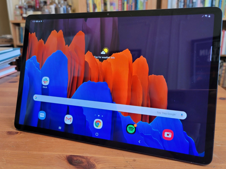 samsung tablet s7 plus review