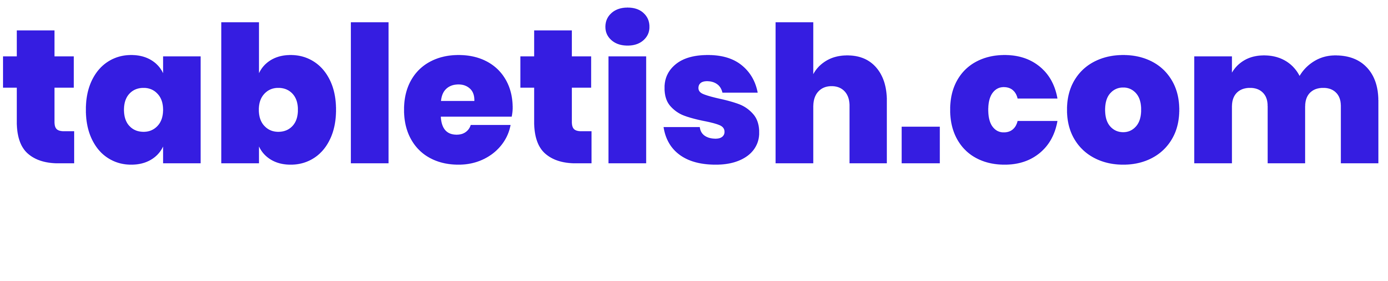 tabletish logo